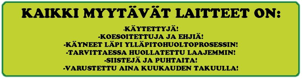 KAIKKI MYYTÄVÄT