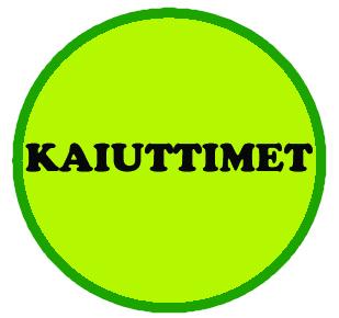 KAIUTTIMET