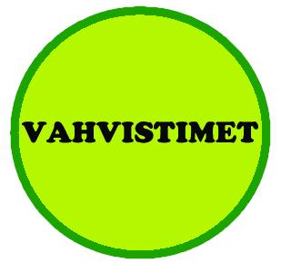 VAHVISTIMET
